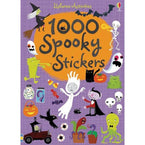 1000 Spooky Stickers-BuyBookBook