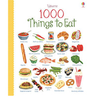 Usborne 1000 Things to Eat-BuyBookBook