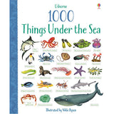 Usborne 1000 Things Under the Sea-BuyBookBook