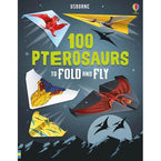 100 Pterosaurs to Fold and Fly-BuyBookBook