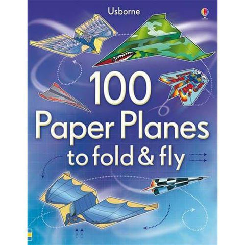 100 Paper Planes to Fold and Fly-BuyBookBook