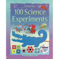 100 science experiments-BuyBookBook