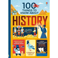 100 things to know about History-BuyBookBook