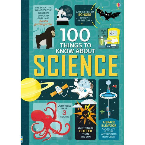 100 things to know about Science-BuyBookBook