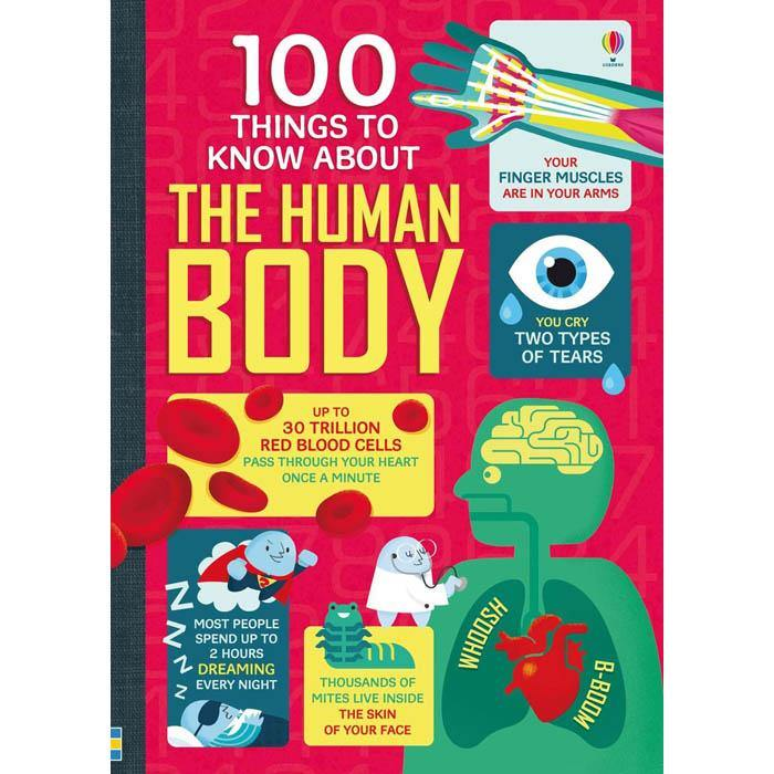 100 things to know about the Human Body-BuyBookBook