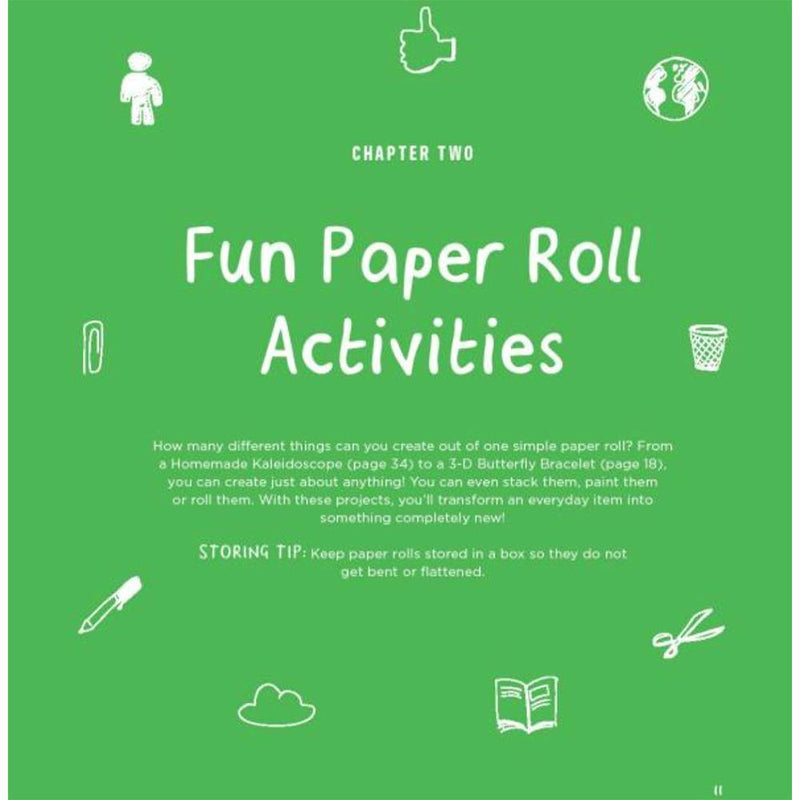 Fun and Easy Crafting with Recycled Materials-BuyBookBook