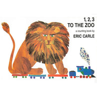 1, 2, 3 to the Zoo: A Counting Book (Eric Carle)-BuyBookBook