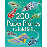 200 Paper Planes to Fold and Fly-BuyBookBook