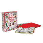 20 Christmas Cards to Colour-BuyBookBook