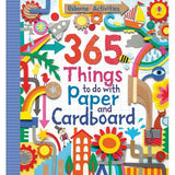 365 things to do with paper and cardboard-BuyBookBook