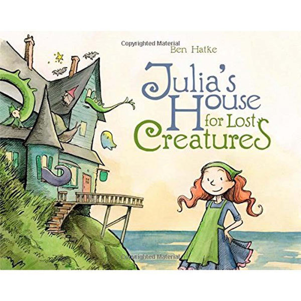 Julia's House for Lost Creatures (Hardcover)-BuyBookBook