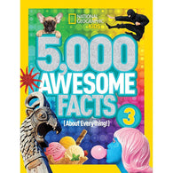 NGK Everything: 5,000 Awesome Facts 3 (Hardback)-BuyBookBook