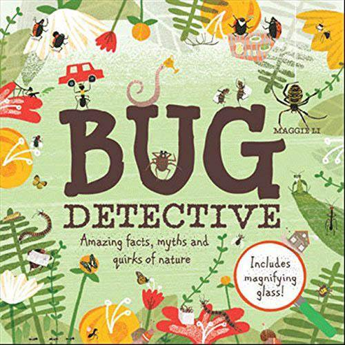 Bug Detective: Amazing facts, myths and quirks of nature-BuyBookBook