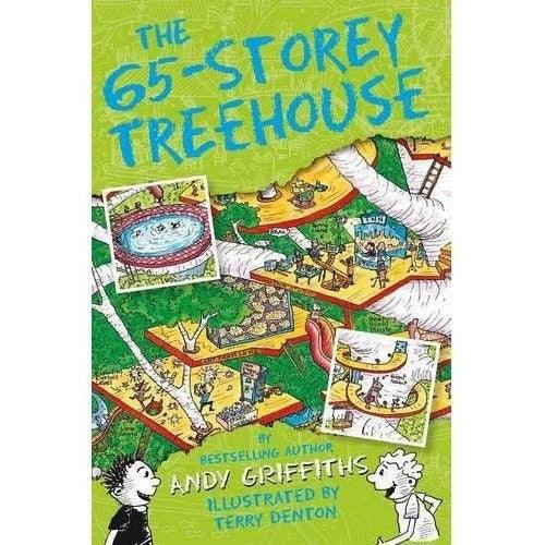 The 65-Storey Treehouse-BuyBookBook