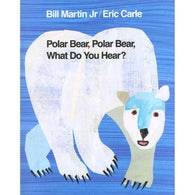Polar Bear, Polar Bear, What Do You Hear? (Eric Carle)-BuyBookBook