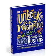 Unlock Your Imagination (Hardback)-BuyBookBook