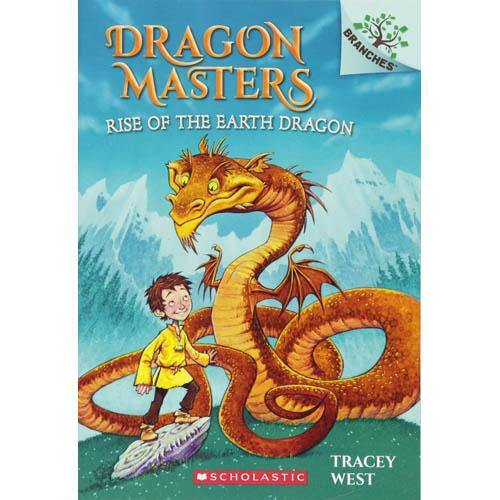 Dragon Masters #01 Rise of the Earth Dragon (Book + CD)-BuyBookBook