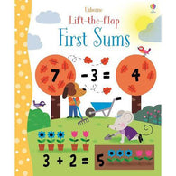 Lift-the-flap First Sums-BuyBookBook
