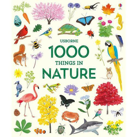Usborne 1000 Things in Nature-BuyBookBook