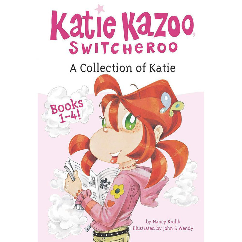 Katie Kazo Switcheroo