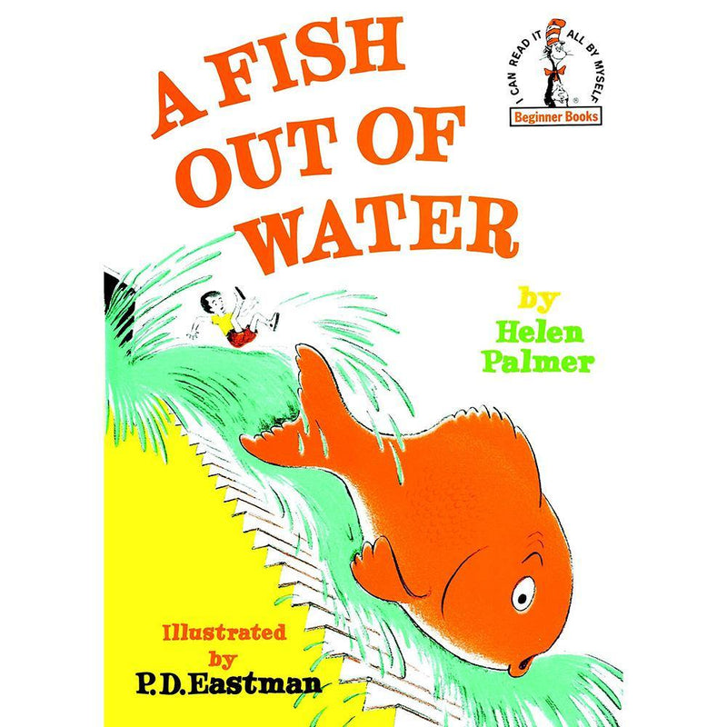 A Fish Out of Water (Hardback)-BuyBookBook