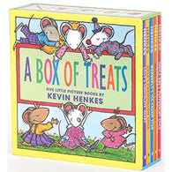 A Box of Treats Five Little Picture Books Collection (5 Book)-BuyBookBook