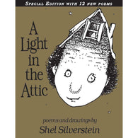 A Light in the Attic SE with 12 Extra Poems (Hardback)-BuyBookBook