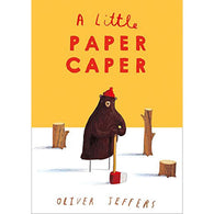A Little Paper Caper (Board Book)-BuyBookBook