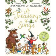 A Treasury of Songs (Book + CD) (J. Donaldson)-BuyBookBook