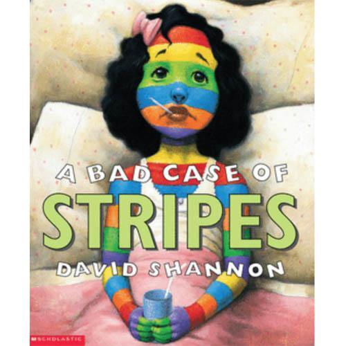 A Bad Case of Stripes-BuyBookBook
