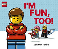 A Classic LEGO Picture Book I'm Fun, Too!-BuyBookBook