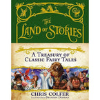 The Land of Stories: A Treasury of Classic Fairy Tales (Hardback)-BuyBookBook
