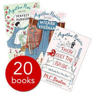 Agatha Raisin Collection (20 Books)-BuyBookBook