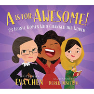 A is for Awesome - 23 Iconic Women Who Changed the World-BuyBookBook