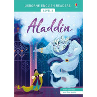 Aladdin (with Audio QR Code)-BuyBookBook