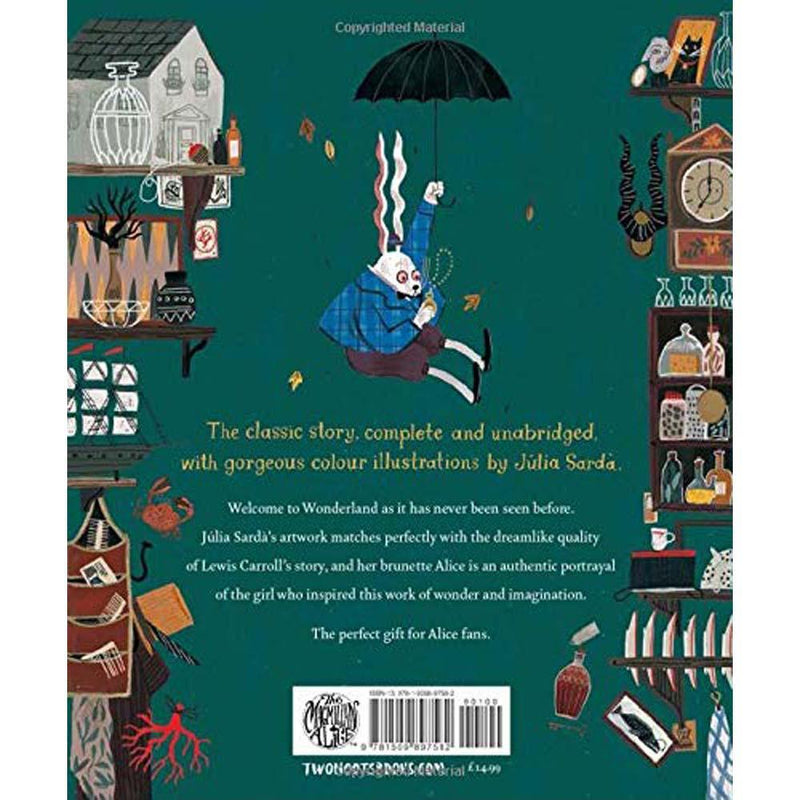 Alice's Adventures in Wonderland (Hardcover)-BuyBookBook