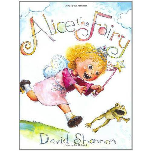 Alice the Fairy (Hardback)-BuyBookBook