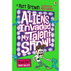 Aliens Invaded My Talent Show!-BuyBookBook