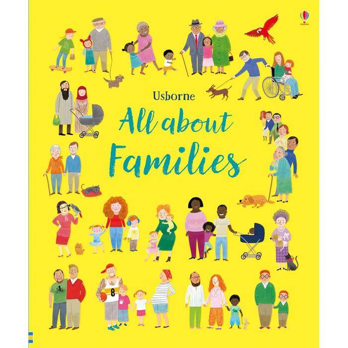 All about families-BuyBookBook