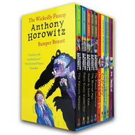 Anthony Horowitz Wickedly Funny Bumper Collection (10 Books)-BuyBookBook