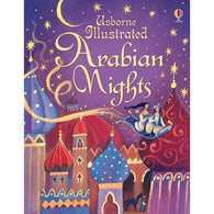Illustrated Arabian Nights (一千零一夜)-BuyBookBook