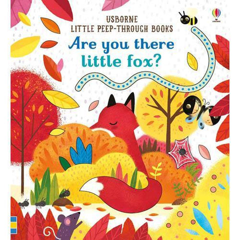 Are you there little fox?-BuyBookBook