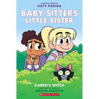 Baby-Sitters Little Sister #01 Karen's Witch-BuyBookBook