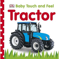 Baby Touch and Feel Tractor-BuyBookBook