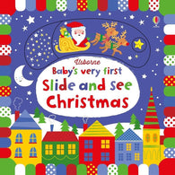 Baby's Very First Slide and See Christmas-BuyBookBook