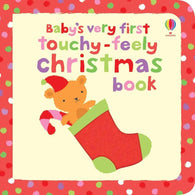 Baby's Very First touchy-feely Christmas book-BuyBookBook