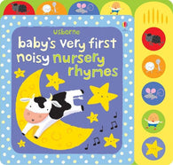 Baby's Very First Noisy Nursery Rhymes-BuyBookBook