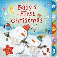 Baby's first Christmas (with Music CD)-BuyBookBook