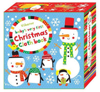 Baby's very first Christmas Cloth Book-BuyBookBook