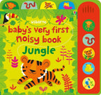 Baby's Very First Noisy Book Jungle-BuyBookBook